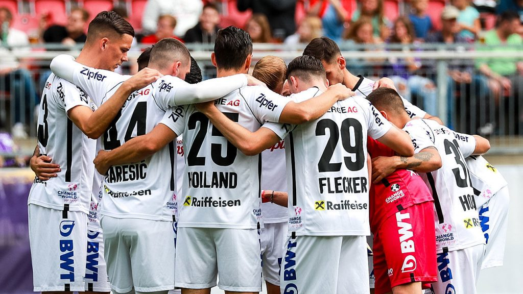 ÖFB Cup, Round 2, Live: LASK - SV Stripfing - Football