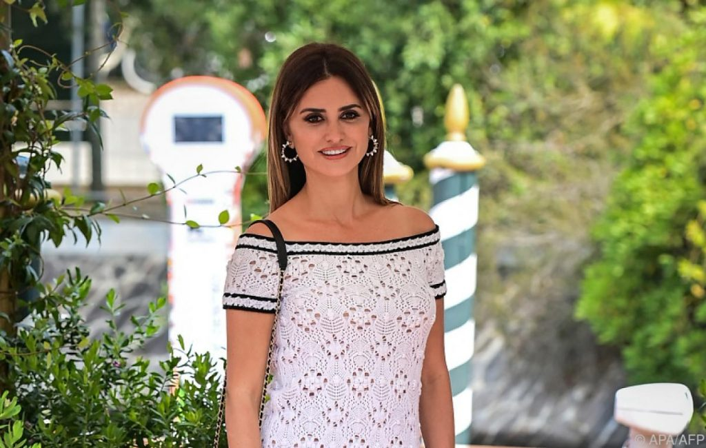 Penelope Cruz with many films at the Venice Film Festival