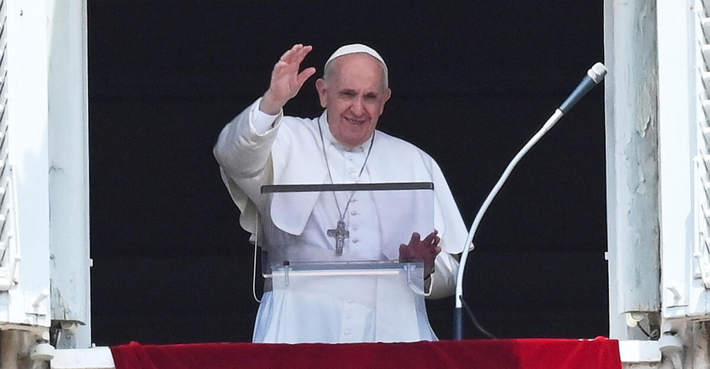 Pope after surgery: 'Weeds don't go away'