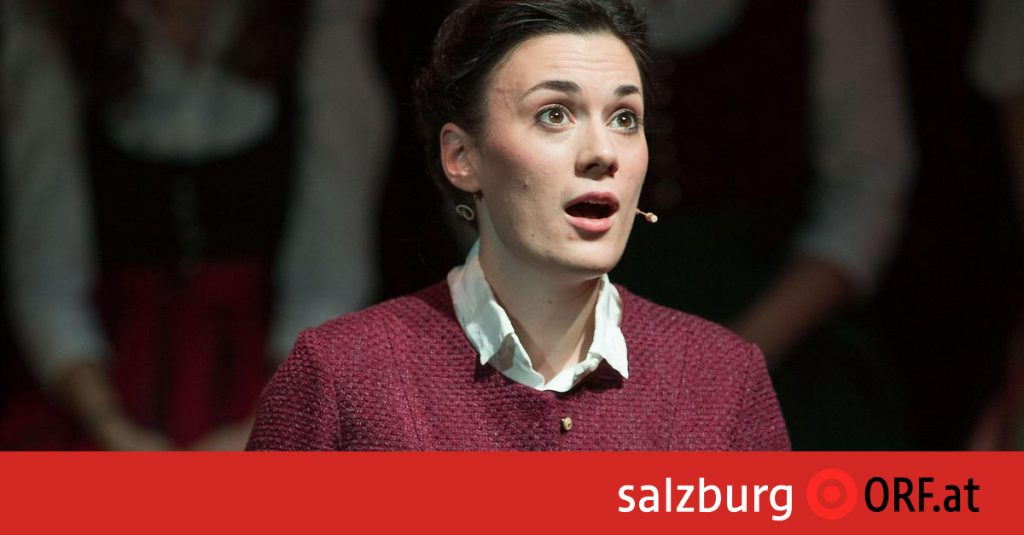 """Salzburg Advent sings with new """"Maria"""""""