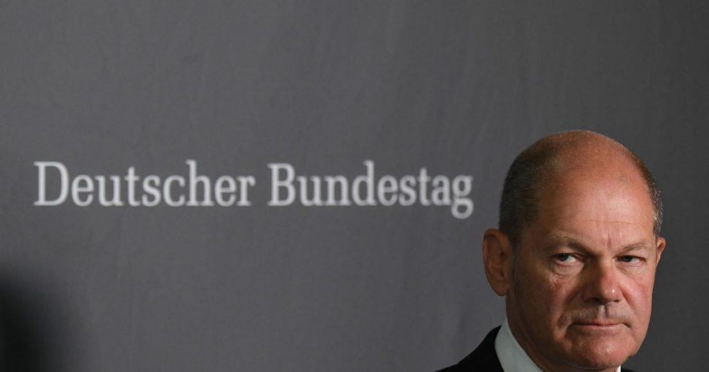 Schultz surprised the Bundestag, the union fighter