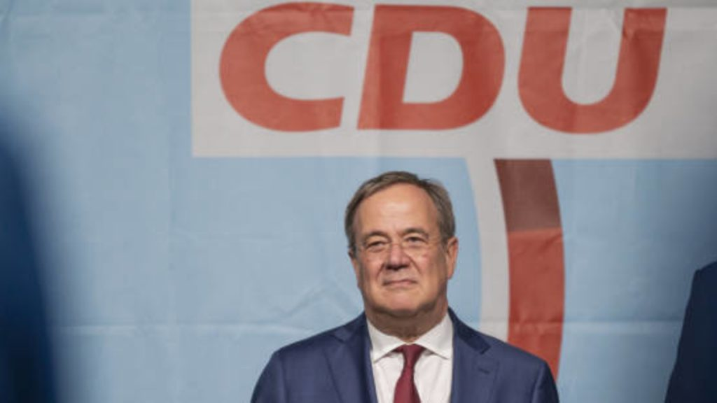 Schulz's progress is melting away, CDU-Laschet is catching up now