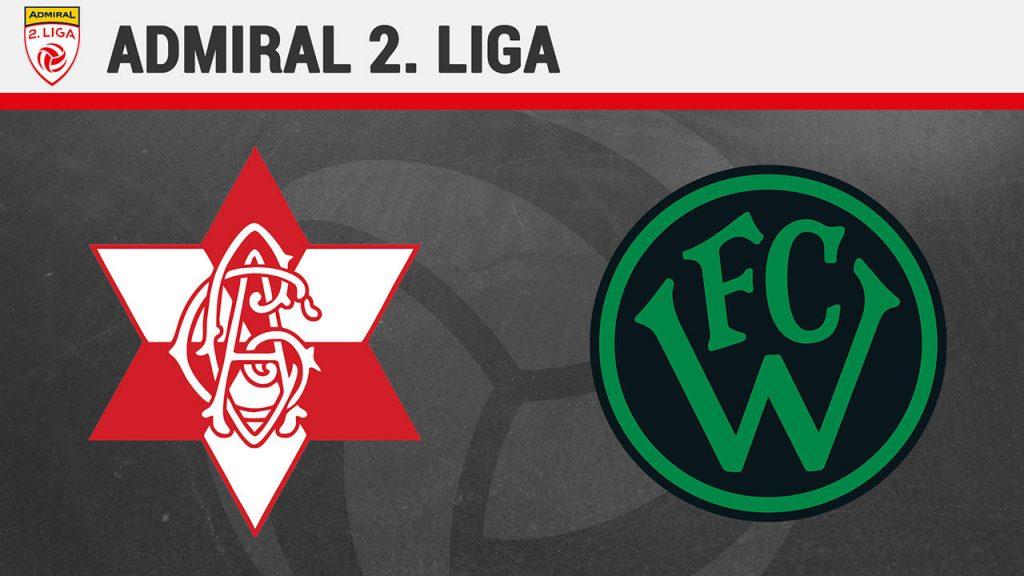Second Admiral League Live: GAK - FC Wacker Innsbruck - Football