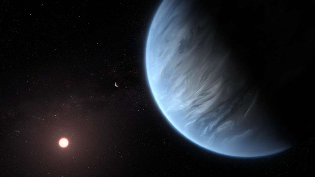 Space: Astronomers discover new types of habitable planets