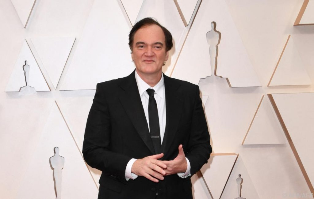Tarantino and Nero at Corbucci-Hommage
