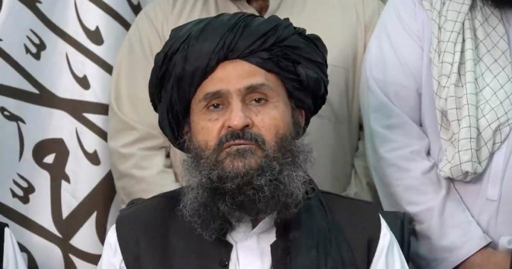 The Taliban in Afghanistan presents their government team