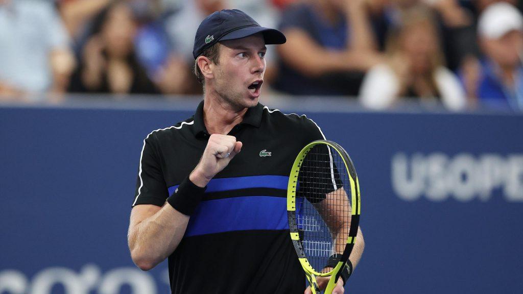 US Open 2021: Van de Zandschulp made history by defeating Schwartzman in the round of 16