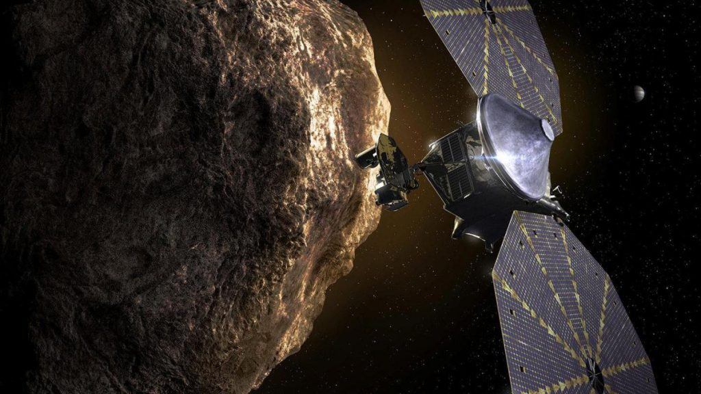 Lucy Space Probe: In Search of Mysterious Rocks