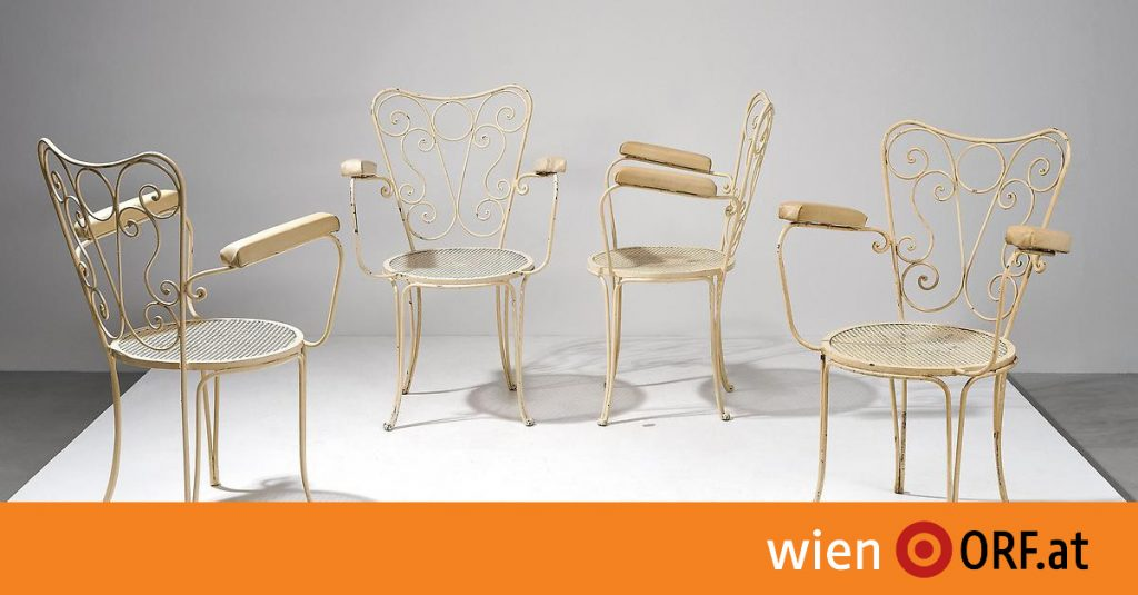 Furniture for world champion hairdressers auctioned - wien.ORF.at