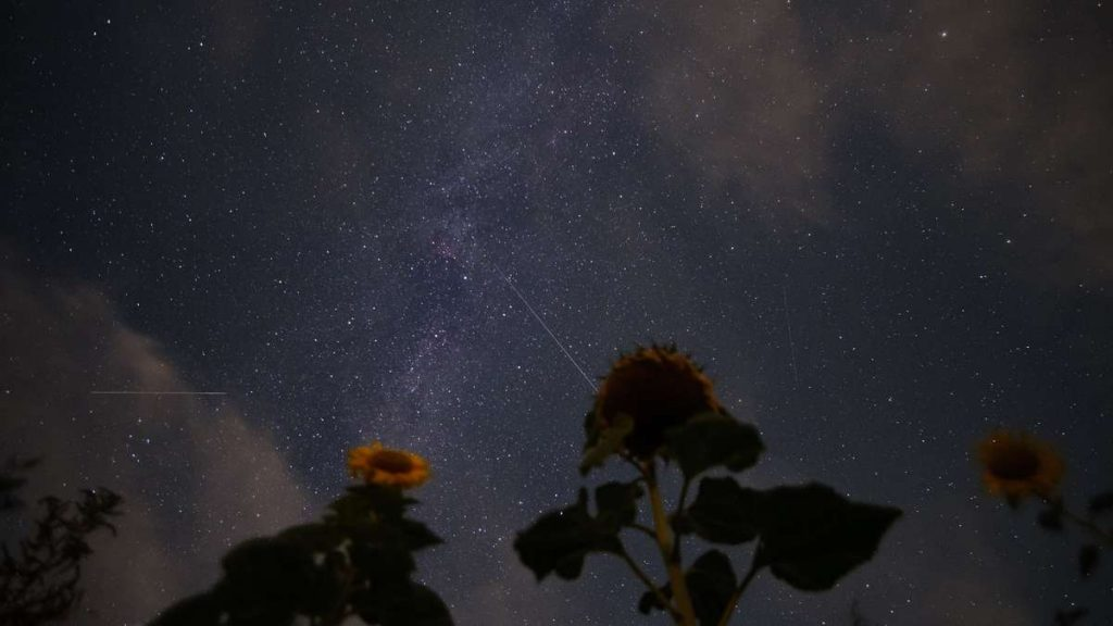 Meteor shower in October 2021: Three impending meteor showers