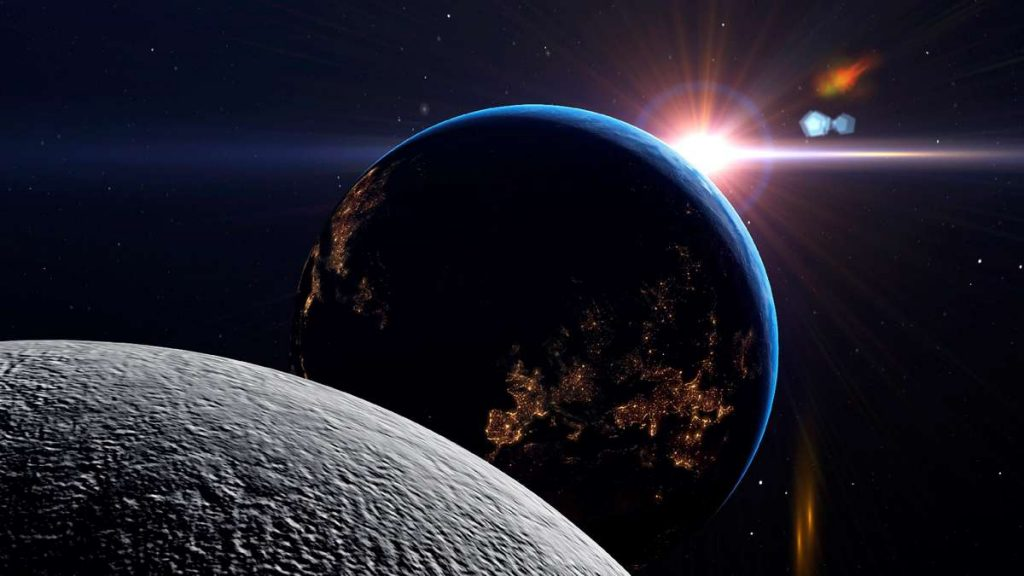 New fact: Earth's light is fading