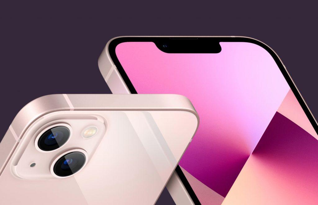 Apple iPhone 13 Notch Leak