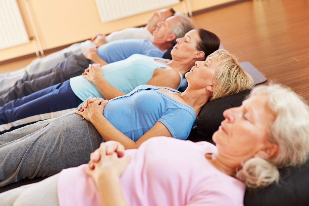 Proven to reduce stress through meditation - a healing practice