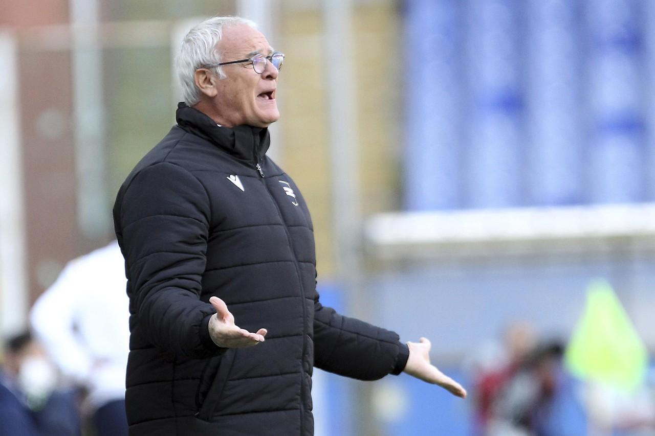 Watford coach Claudio Ranieri