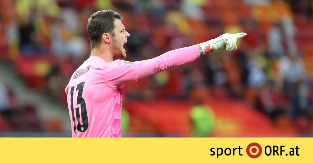 World Cup qualifiers: Bachmann sees the Danes within reach