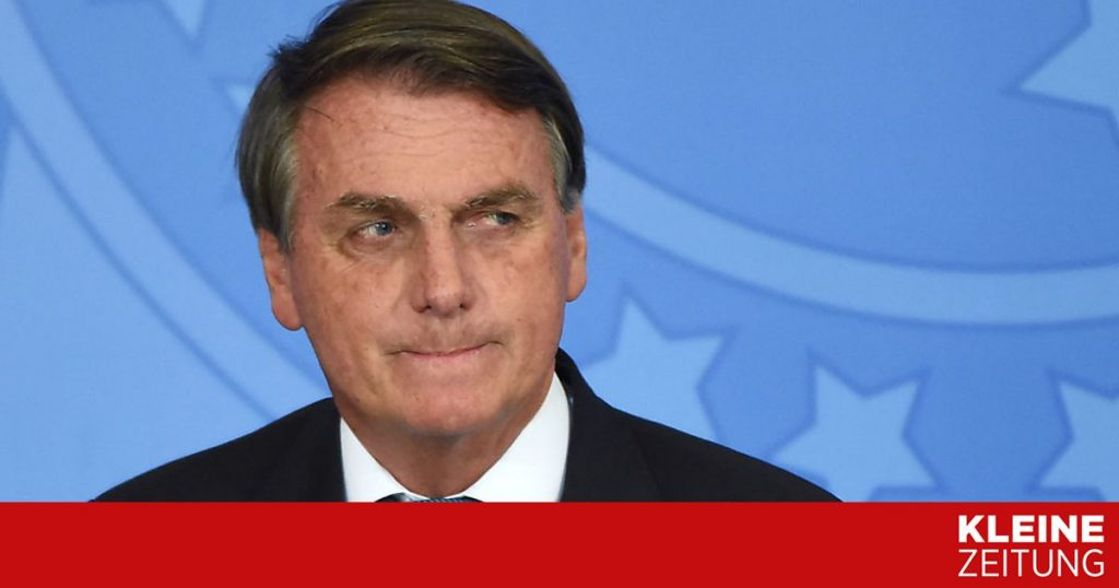 Bolsonaro indicted before the International Criminal Court for deforestation in the Amazon region «kleinezeitung.at
