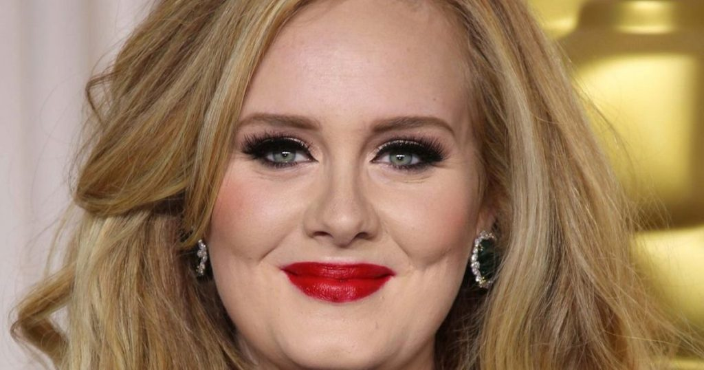Adele: Instagram-Live Surprisingly: she's letting the sound of her new song