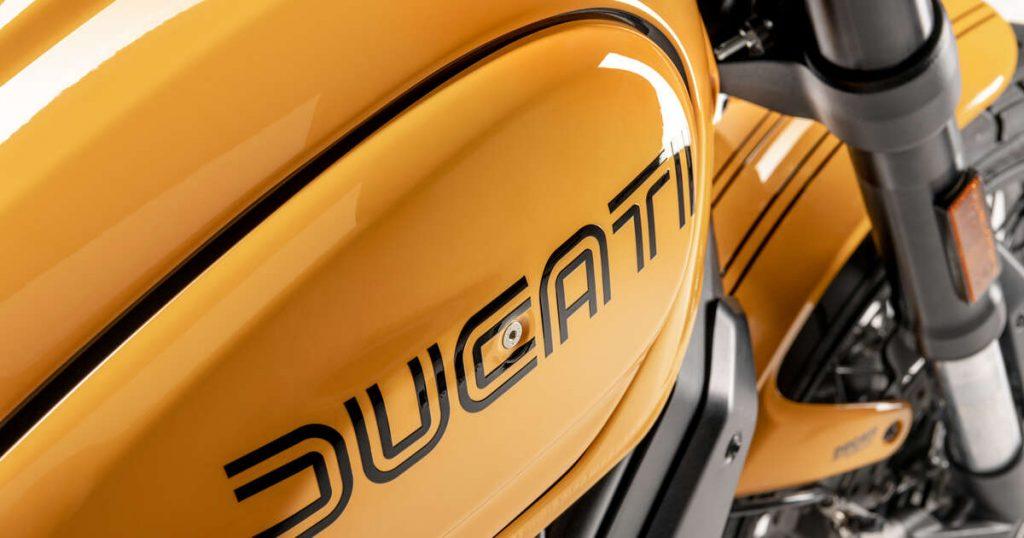 Ducati Scrambler 1100 Tribute Pro as beautiful as it was back then