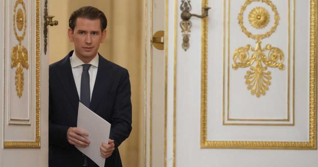 Expert: turmoil in Austria has damaged Kurz's reputation in the EU