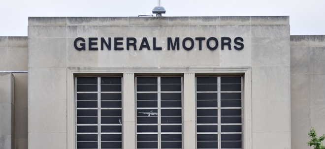 GM Stock Falls: GM aims to be number one in US e-vehicle sales - more than double by 2030    06.10.21