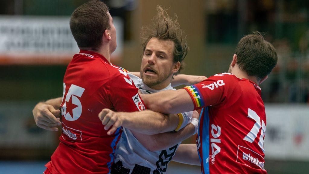 Handball - HLA: Fivers halt Bregenz' success
