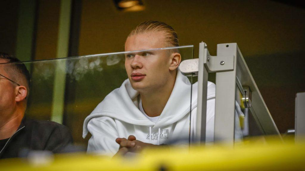 Jan Ag Feuertoft on Erling Haaland: He will stay in Dortmund if... - Bundesliga
