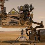 Mars rover resumes work