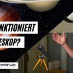 Near the stars: how does a telescope work?