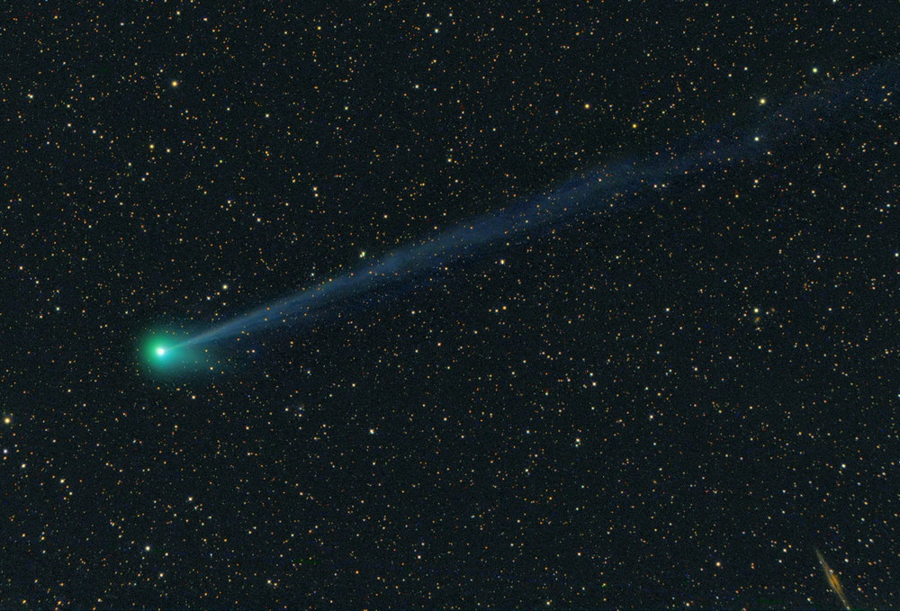 A new space object has been discovered: Object 2005 QN137.
