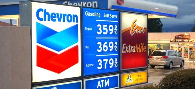 Netto-Null-Emissionen: Chevron setzt sich Ziel zur Senkung von Kohlenstoffemissionen - Chevron-Aktie unbewegt