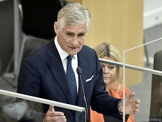 New Foreign Minister Lienhardt visits Sarajevo