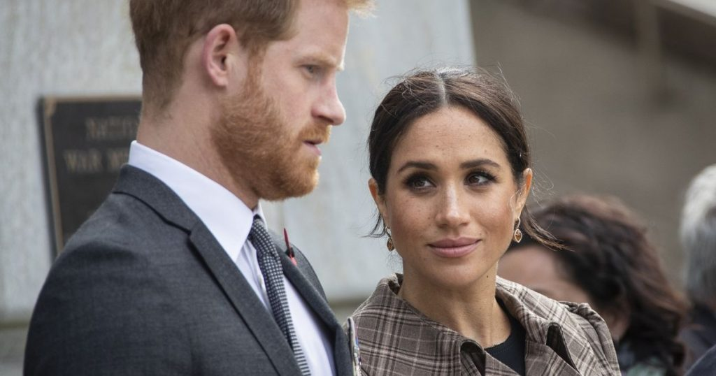 Prince Harry and Meghan Markle: baptism of applause!  William was against her comeback