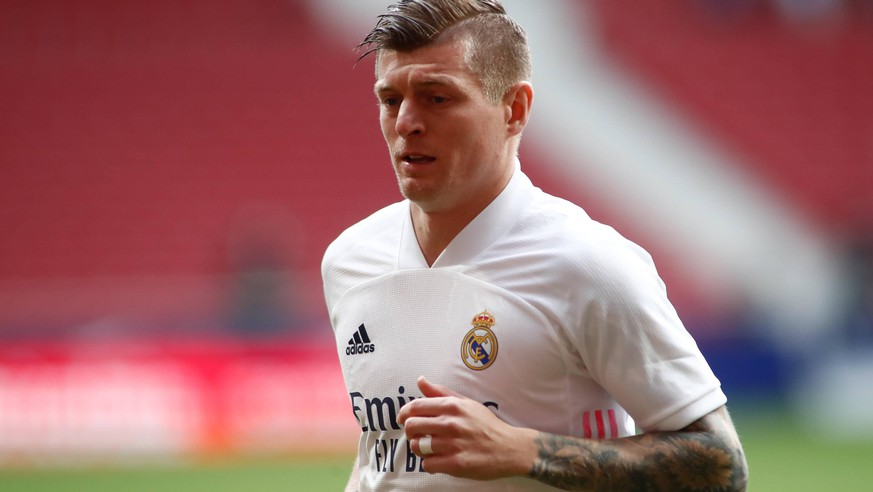 Real Madrid-Toni Kroos on David Alaba: 'Unsympathetic'