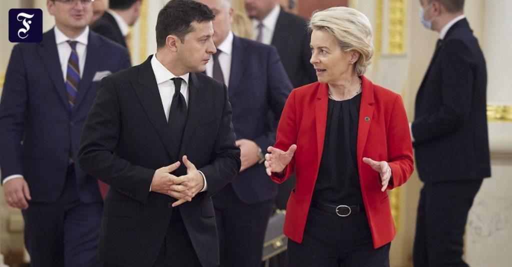 Summit in Kiev: EU pledges support to Ukraine
