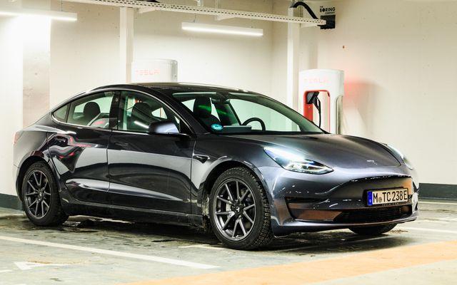 Winter test: Tesla Model 3 Long Range can do it at minus 14 degrees