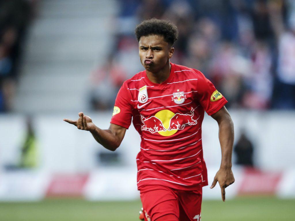 These major clubs compete for the jewel of Salzburg Karim Adeyemi - the Bundesliga