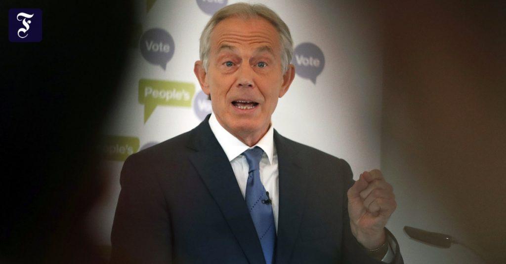 Tony Blair and Claudia Schiffer need clarification