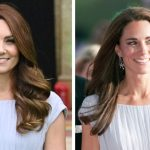 Too old already?  The Duchess Kate actually wore this dress in 2011
